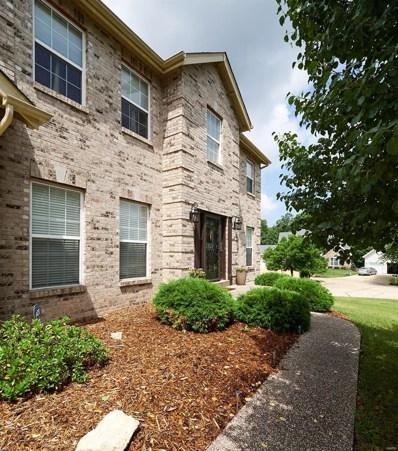 1614 Strecker Woods Court, Wildwood, MO 63011 - MLS#: 18050461