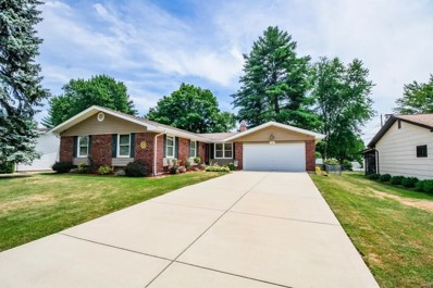 416 Longbow Trail, St Charles, MO 63301 - MLS#: 18050463