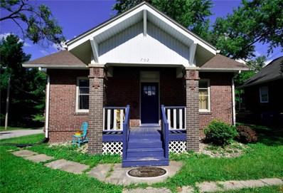 702 Sherman Avenue, Edwardsville, IL 62025 - MLS#: 18050500