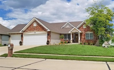 1506 Village Green Drive, Lake St Louis, MO 63367 - MLS#: 18050548