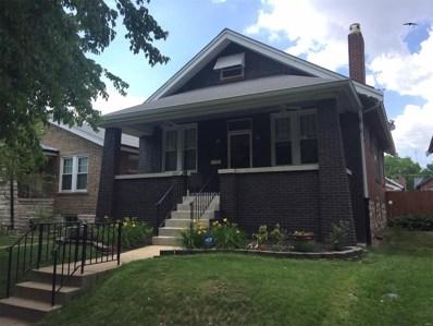 5531 Milentz Avenue, St Louis, MO 63109 - MLS#: 18050571