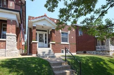 5001 Goethe Avenue, St Louis, MO 63109 - MLS#: 18050810