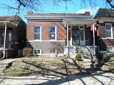 3739 S Spring Avenue, St Louis, MO 63116 - MLS#: 18050814
