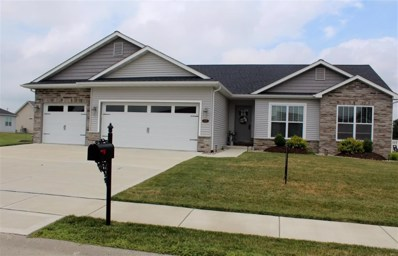 6955 Magona Court, Maryville, IL 62062 - MLS#: 18050850