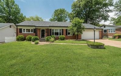 6012 Holyoke Drive, St Louis, MO 63123 - MLS#: 18050853