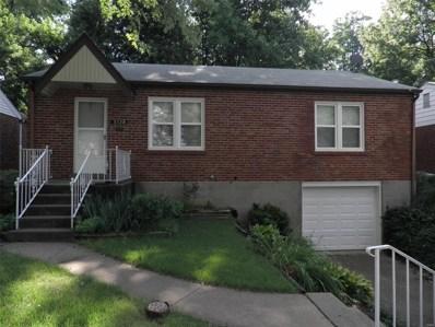 3528 Boswell Avenue, St Louis, MO 63114 - MLS#: 18050870