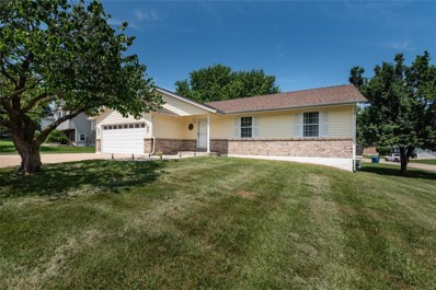 1692 Deergrass Drive, St Charles, MO 63303 - MLS#: 18050894