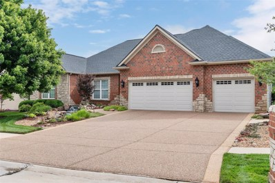 3102 Bear View Court, Wentzville, MO 63385 - MLS#: 18050971