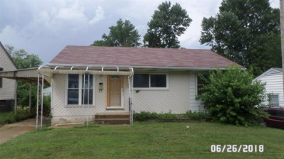 411 Cameron Road, St Louis, MO 63137 - MLS#: 18051042
