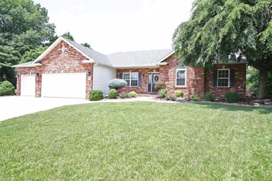 105 Oak Hill Drive, Maryville, IL 62062 - MLS#: 18051047
