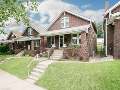 4467 Ellenwood Avenue, St Louis, MO 63116 - MLS#: 18051144