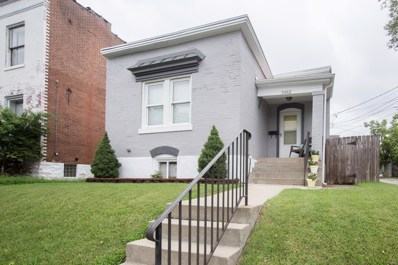 5462 Dresden Avenue, St Louis, MO 63116 - MLS#: 18051169