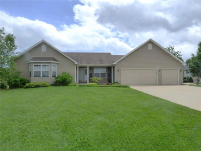 2 Parrish Court, Dardenne Prairie, MO 63368 - MLS#: 18051401