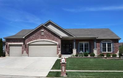 217 Andrea Lynne Drive, Wentzville, MO 63385 - MLS#: 18051454