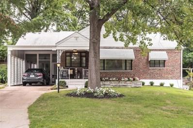 9537 Lodge Pole, St Louis, MO 63126 - MLS#: 18051540
