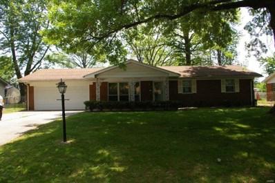1820 Menard, Belleville, IL 62220 - MLS#: 18051668