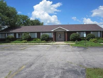 220 E County Road, Jerseyville, IL 62052 - MLS#: 18051861