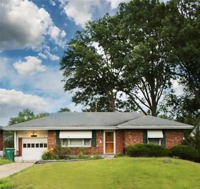 9232 Longridge Drive, St Louis, MO 63137 - MLS#: 18051867