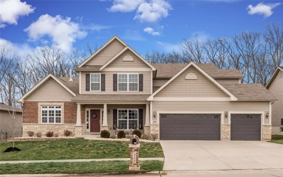 322 Parkview Manor Lane, Wentzville, MO 63385 - MLS#: 18051922