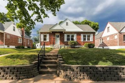 6017 Maxwell Avenue, St Louis, MO 63123 - MLS#: 18051944