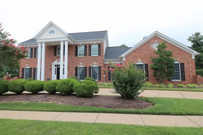13534 River Forest Place, St Louis, MO 63128 - MLS#: 18052010