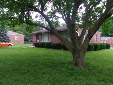 21 Godier Drive, East St Louis, IL 62203 - MLS#: 18052097