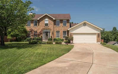 3715 Summerlyn Court, St Louis, MO 63129 - MLS#: 18052142