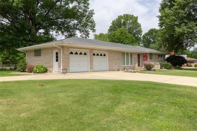 5103 Springfield Drive, Edwardsville, IL 62025 - #: 18052377
