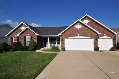 14 Bear Fountain Court, Wentzville, MO 63385 - MLS#: 18052570