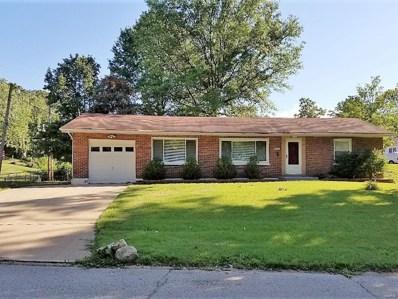 8340 Hawkesbury, St Louis, MO 63121 - MLS#: 18052700
