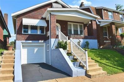 6004 Wanda Avenue, St Louis, MO 63116 - MLS#: 18052701