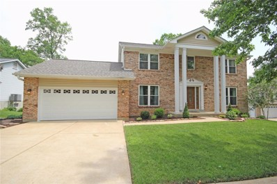 2811 Spring Water, St Louis, MO 63129 - MLS#: 18052713