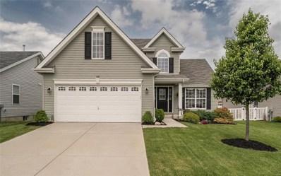 103 Peruque Estates Lane, Wentzville, MO 63385 - MLS#: 18052714