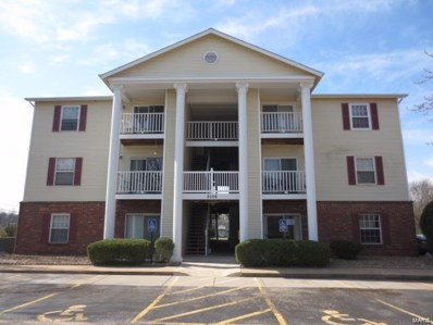 3108 Edwards Place UNIT 103, Maryland Heights, MO 63043 - MLS#: 18052970