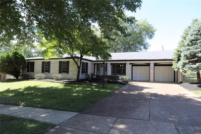 1945 Burlewood Dr, Unincorporated, MO 63146 - MLS#: 18052978