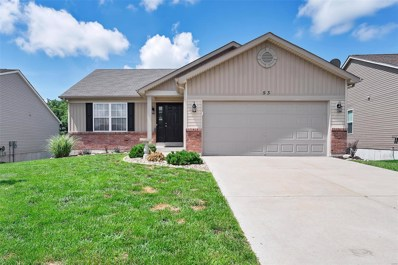 53 Huntleigh Woods Court, Foristell, MO 63348 - MLS#: 18053033