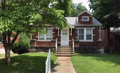 834 Sanders, St Louis, MO 63126 - MLS#: 18053196