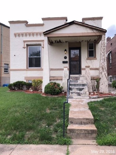 4918 Eichelberger, St Louis, MO 63109 - MLS#: 18053274