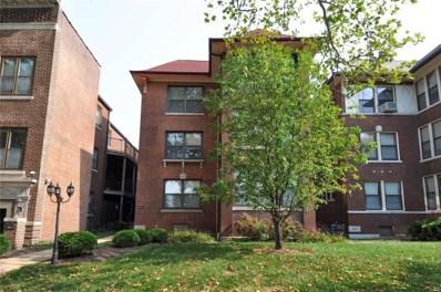 5671 Waterman UNIT 32, St Louis, MO 63112 - MLS#: 18053362