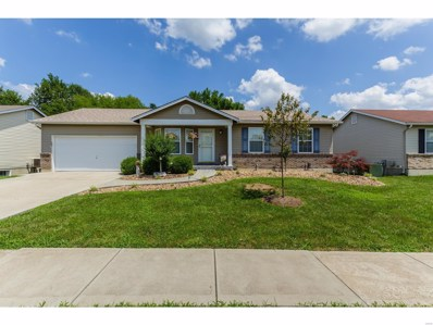 1706 Oakwood Drive, O\'Fallon, MO 63366 - MLS#: 18053393