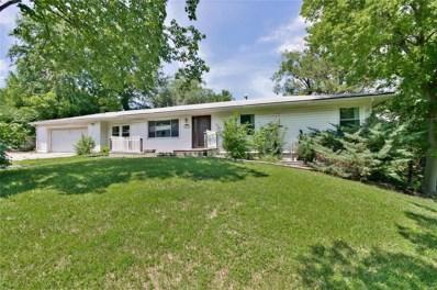 1535 Fenton Hills Road, Fenton, MO 63026 - MLS#: 18053441
