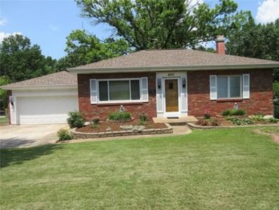 6511 Heege Road, St Louis, MO 63123 - MLS#: 18053538