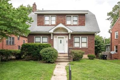7229 Shaftesbury Avenue, St Louis, MO 63130 - MLS#: 18053544