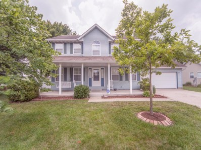 3296 Bridgewater Drive, Shiloh, IL 62221 - MLS#: 18053628