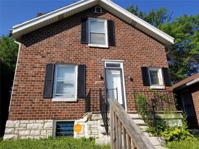 3708 Neosho, St Louis, MO 63116 - MLS#: 18053633