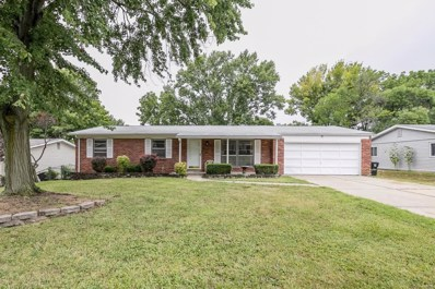 1029 Sandstone Drive, St Louis, MO 63146 - MLS#: 18053637