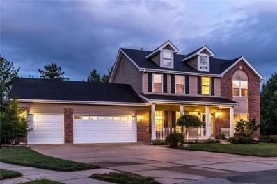 16102 Ridgewoods Crest Court, Ellisville, MO 63038 - MLS#: 18053642