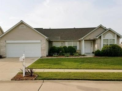 139 Brookshire Creek, Wentzville, MO 63385 - MLS#: 18053780