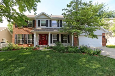 1037 Remington Oaks Court, Fenton, MO 63026 - MLS#: 18053786