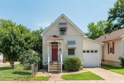 4853 Heidelberg Avenue, St Louis, MO 63123 - MLS#: 18053832